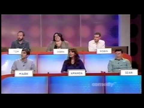 Amanda Tapping & Robin Dunne on Match Game Ep. 4