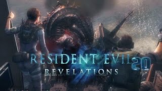 RESIDENT EVIL REVELATIONS #20 - Hentai Tentakel-Monster! [HD+] Let's Play Resident Evil Revelations