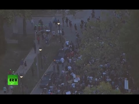 Más de 80 detenidos en protestas en St. Louis
