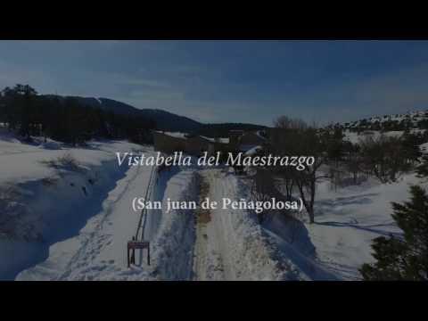 Vídeo con drones en Vistabella del Maestrazgo (Castellón )