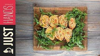 Omelet Roll | Akis Kitchen by Akis Kitchen