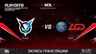 VGJ.Storm vs PSG.LGD, MDL Major, game 2 [Maelstorm, LighTofHeaveN]