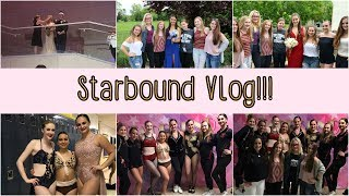Hey everyone! We are back with another vlog video! Some of us went to Starbound National Talent Competition! While others went to prom! Sorry for some of the ...