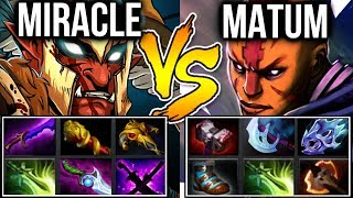 Video Miracle- vs Matumbaman - Battle of Carry Team Liquid Dota2 MP3, 3GP, MP4, WEBM, AVI, FLV Januari 2018