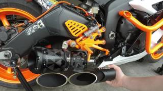9. TOCE vs. Two Brothers Exhaust on 2007 R6 no cat