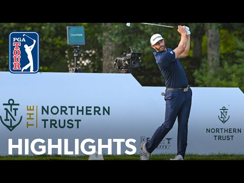 All the best shots from THE NORTHERN TRUST 2020