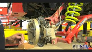 7. How to check if you axles are in a bind - SuperATV
