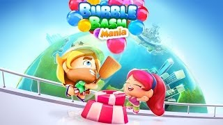 SET SAIL ON A BUBBLE BASHING ADVENTURE!Travel from the hot islands of Saint Tropez to the icy breezes of Ice Station and solve bubble puzzles along the way!  Match bubbles of the same color and shoot them down! Set sail and become a bubble bashing master in this new free and fun bubble shooter game!  Game Features:• Discover 200 challenging puzzles in 10 wild locations!• Shoot away the bubbles, reach the target score and free the Goldfish to win!• Connect to Facebook to compete against friends and to help them out!• Experiment with special bubble boosts to help you beat those tricky puzzles!• Play with easy to use controls- Just touch to aim and release to shoot!____________________________________________Visit our official site at http://www.gameloft.comFollow us on Twitter at http://glft.co/GameloftonTwitter or like us on Facebook at http://facebook.com/Gameloft to get more info about all our upcoming titles!Check out our videos and game trailers on http://www.youtube.com/GameloftDiscover our blog at http://glft.co/Gameloft_Official_Blog for the inside scoop on everything Gameloft!