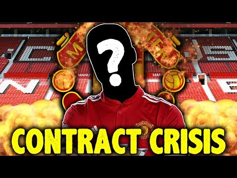 Video: BREAKING: Manchester United Superstar REJECTS New Contract?! | Transfer Talk