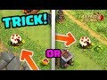 Find EXACTLY Where Your Cake Obstacle Will Spawn! (Trick or Glitch?) | Clash of Clans Clashiversary