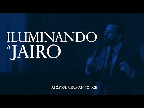 Apóstol German Ponce - Iluminando A Jairo - domingo, am 24 de septiembre 2017 (видео)