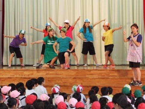 130626横浜市青葉区・あざみ野白ゆり幼稚園のお誕生会