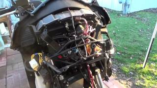 9. Honda Silverwing work 2016 part 1