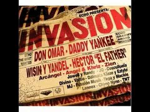 Daddy Yankee La Invasion