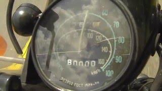 5. 2011 Ural Retro 80K
