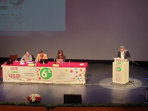 Apertura VI Congreso Estatal FEP-USO