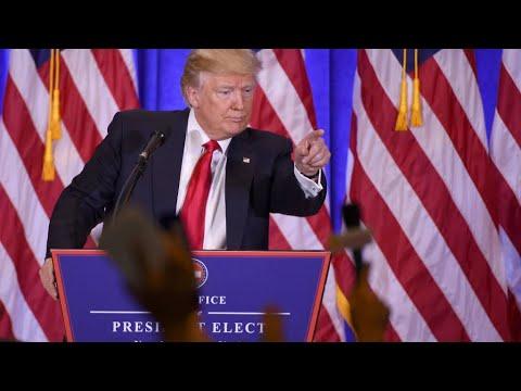 US - CNN hits back at Trump's 'fake news' allegations: