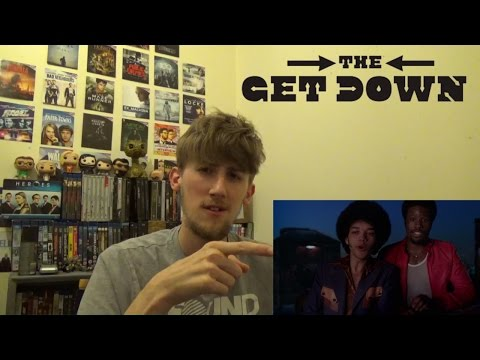 The Get Down Season 1 Episode 1 - 'Where There is Ruin There is Hope for a Treasure' Reaction