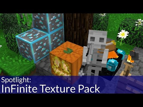 InFinite Texture Pack for Minecraft