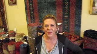 How to Identify a Hand Woven Oriental Rug!