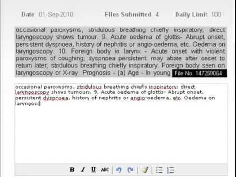 Online Data Entry Jobs, Data Entry Jobs, Typing Jobs, Internet Jobs, Part time jobs xvid