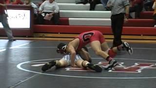 Brett Shull (Odessa) vs. Logan Myers-Webb (Bolivar) 126 lbs