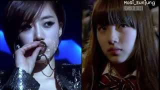 Eunjung - Bad Girl Good Girl - YouTube.flv