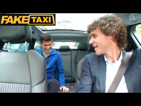 Video Novak Djokovic in Fake Taxi! download in MP3, 3GP, MP4, WEBM, AVI, FLV January 2017
