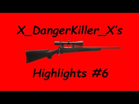 X_DangerKiller_X's Sniper Montage #6 | Highlights #6 (The Last Of Us Remastered)
