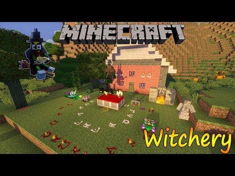 скачать witchery для minecraft 1.7.2 #6
