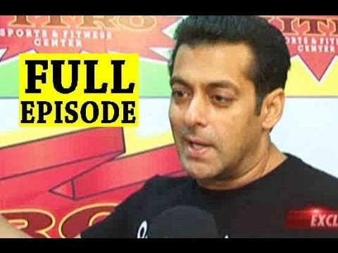 Salman Khan gives fitness tips on zoOm, Sonakshi's role in Rowdy Rathore was re-written, & more news