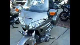 2. 2002 Honda Gold Wing ABS,