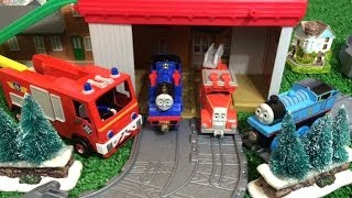 Thomas and Friends Story Flynn the Fire Engine, Belle, Thomas and Sam The Fire Man Full Episode