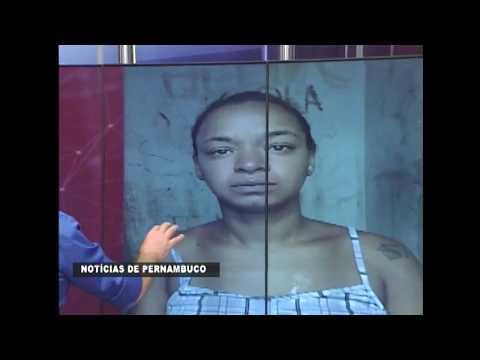 [BRASIL URGENTE PE] Grávida é presa por tráfico de crack no Janga