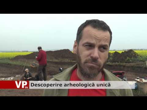Descoperire arheologică unică