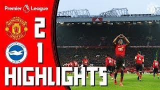 Download Video Highlights | Manchester United 2-1 Brighton | Pogba & Rashford seal the win | Premier League MP3 3GP MP4