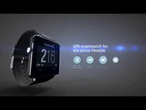 Smartwatch GARMIN Vivoactive Biały