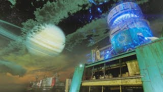 《命运2》实际游玩首映——《命运2》的世界 [CH]