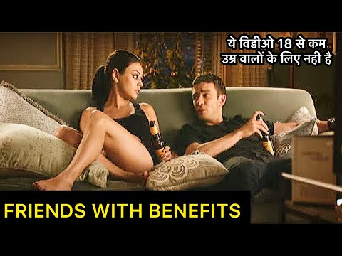 FRIENDS WITH BENEFITS MOVIE HINDI EXPLANATION