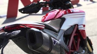 Download Lagu Ducati Hypermotard 939 Termignoni Exhaust Sound Mp3