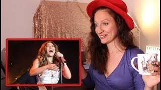 Video Vocal Coach REACTS to MORISSETTE AMON-NEVER ENOUGH-standing ovation- Mothers Day concert MP3, 3GP, MP4, WEBM, AVI, FLV Mei 2018
