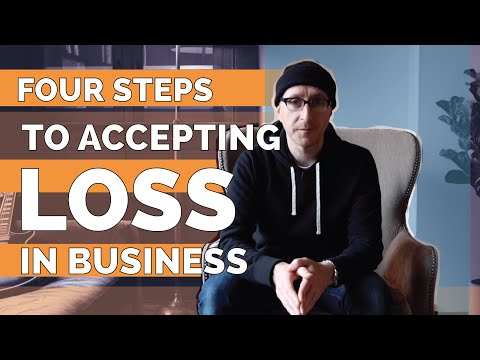 Taking the 'L': Four Steps to Accepting Loss in Business