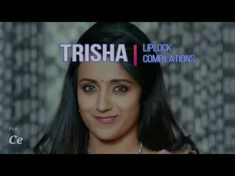 Trisha All Lip Lock Compilations 2018