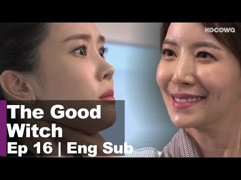 "Yoon Se Ah ""You have nowhere to hide"" [The Good Witch Ep 16]"