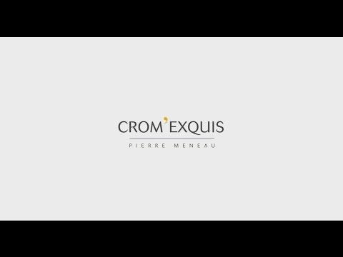 CROM'EXQUIS - Pierre Meneau - Restaurant Gastronomique - Paris