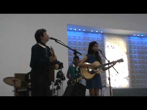Pastor Allan e Isabella