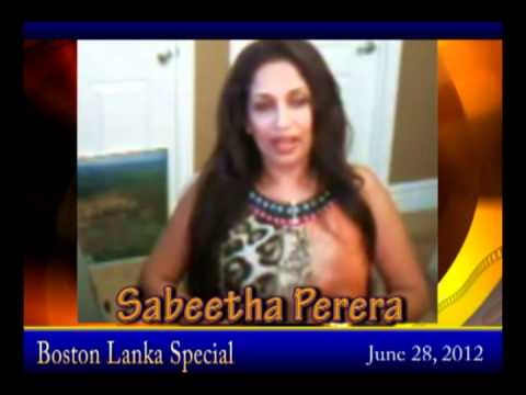 sabeetha - Conversation with Sabeetha Perera, award winning Sri Lankan actress.