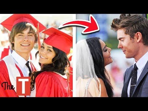 This Is What Happened To Troy And Gabriella After High School Musical 3