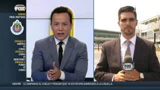 Periodista de Fox Sports es atropellado en una transmisión en vivo