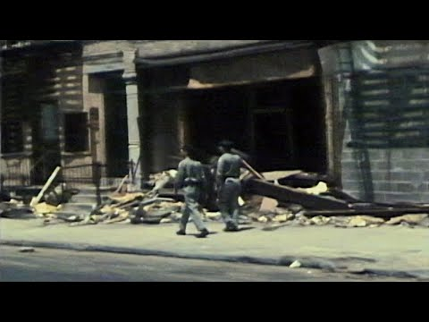 """The Bronx Was A """"War Zone"""" In The 1970s 